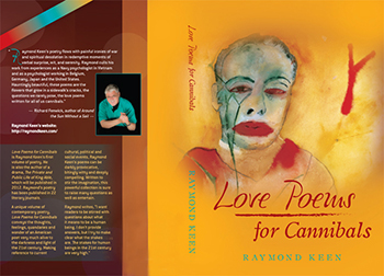 Love Poems for Cannibals Book Jacket