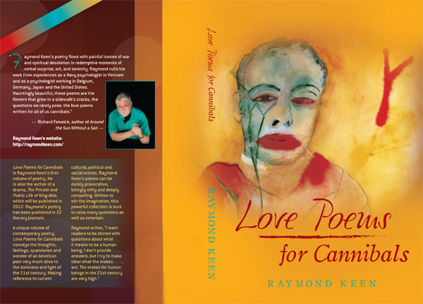 Love Poems for Cannibals by Raymond Keen